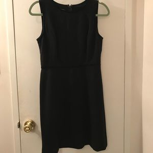 Black Velvet polka dot Talbot dress
